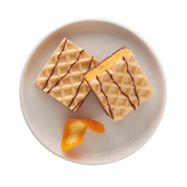 Ideal Protein Orange Wafer