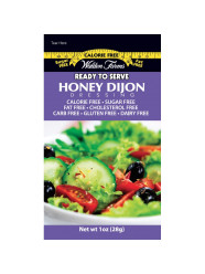 Walden Farms Single Packet Honey Dijon