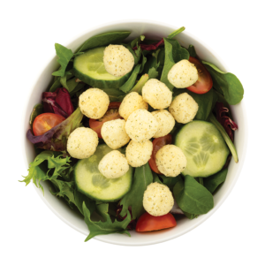 Garlic Parmesan Ideal Protein Croutons